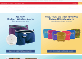 When first introducing a bedwetting alarm, explain to your child how it works.