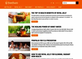 bee-pollen-buzz.com
