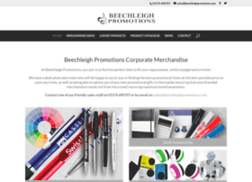 beechleighpromotions.com