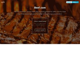 beef.com