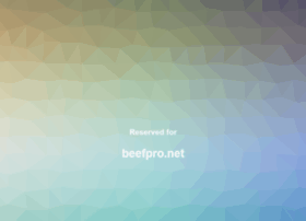 beefpro.net