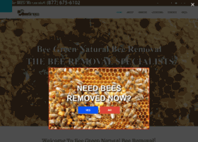 beegreenremoval.com