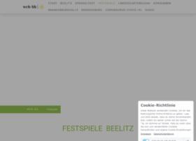 beelitzer-festspiele.de