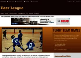beer-league.com