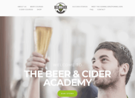 beeracademy.co.uk