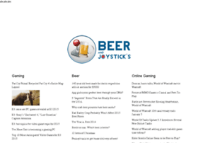 beerandjoysticks.com