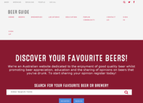 beerguide.com.au