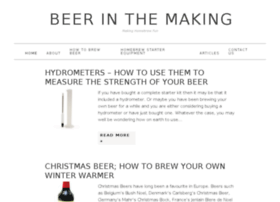 beerinthemaking.co.uk
