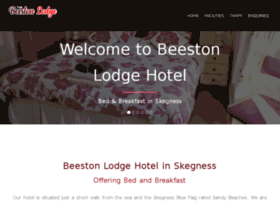 beestonlodgehotel.co.uk