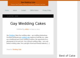 beeweddingcake.com