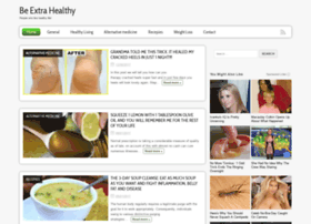 beextrahealthy.com