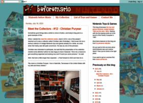 beforemario.com