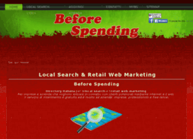 beforespending.com