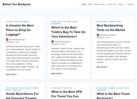 beforeyoubackpack.com
