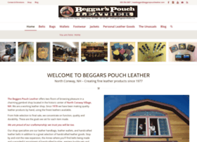 beggarspouchleather.com