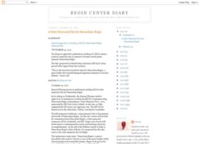 begincenterdiary.blogspot.com