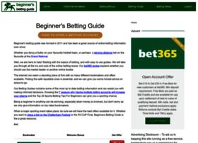 beginners-betting-guide.com