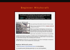 beginnerwitchcraft.weebly.com