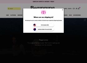 beginningboutique.com.au