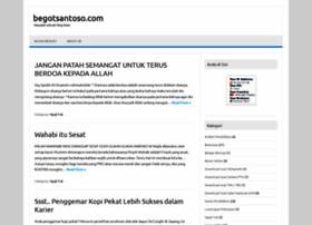 begotsantoso.com