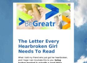 begreatr.com