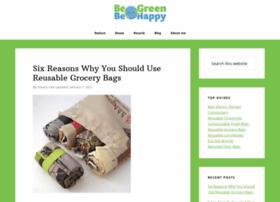 begreenbehappy.com