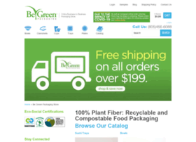 begreenpackagingstore.com