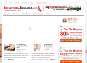 behavioralecology.net