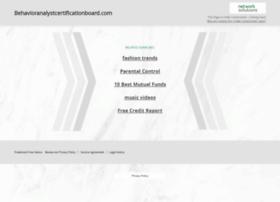 behavioranalystcertificationboard.com