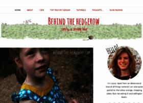 behind-the-hedgerow.com