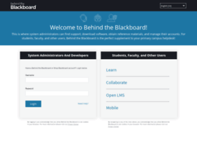 behind.blackboard.com