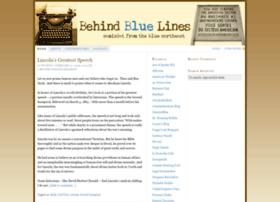 behindbluelines.com