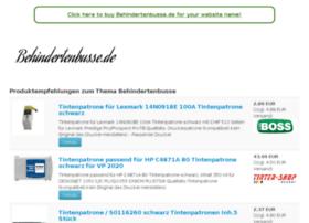 behindertenbusse.de