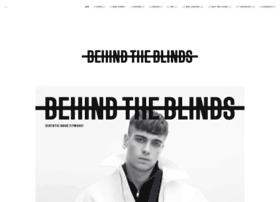 behindtheblinds.be