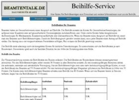 beihilfe.beamtentalk.de