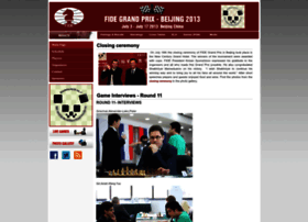 beijing2013.fide.com
