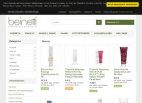 beinetti-cosmetics.com