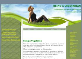 beingavegetarian.net