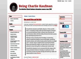 beingcharliekaufman.com