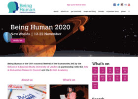 beinghumanfestival.org