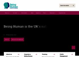 beinghumanfestival.org