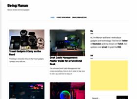 beingmanan.com