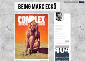 beingmarcecko.com