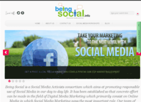 beingsocial.info