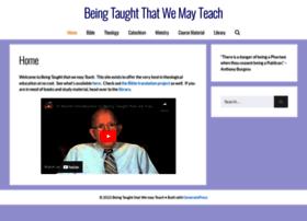 beingtaught.org