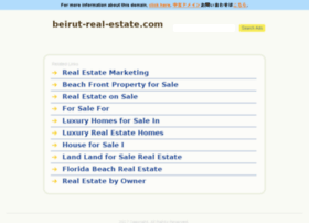beirut-real-estate.com