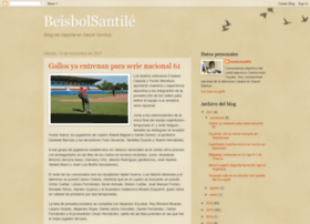 beisbolsantile.blogspot.com