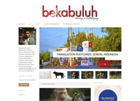 bekabuluh.com