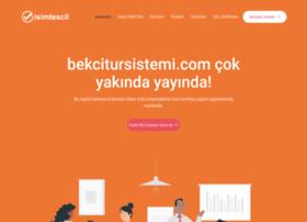 bekcitursistemi.com