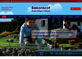 bekonscot.co.uk